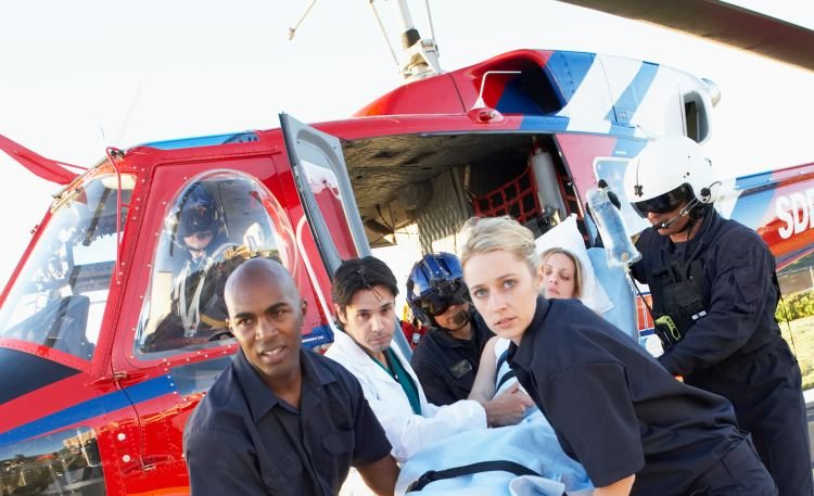 Helicopter Paramedics