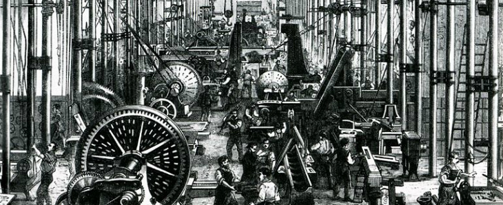 German Machine Shop 1868